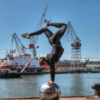 akrobatiakurssi